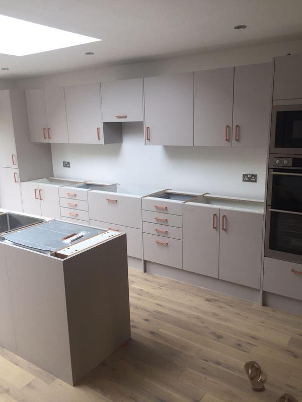 Image 5 - Kitchen renovation, Gidea Park