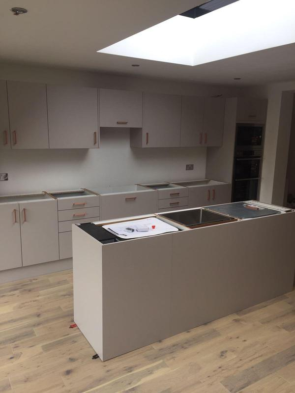 Image 7 - Kitchen renovation, Gidea Park