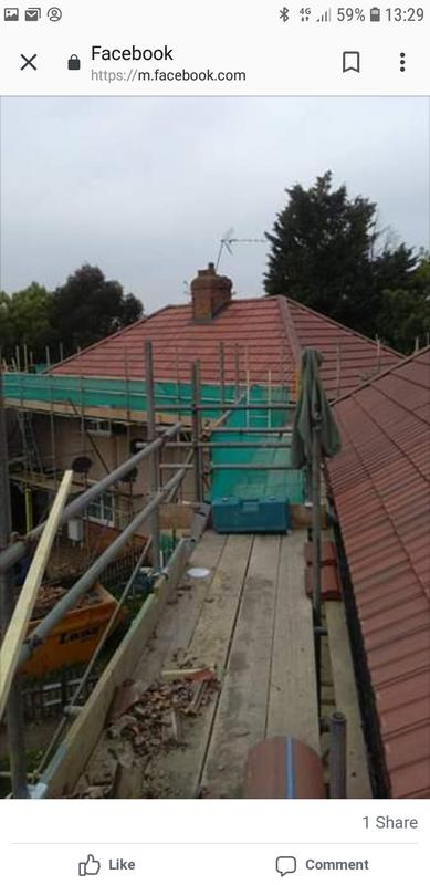 Image 21 - A contract we completed of new roofs 12 in total