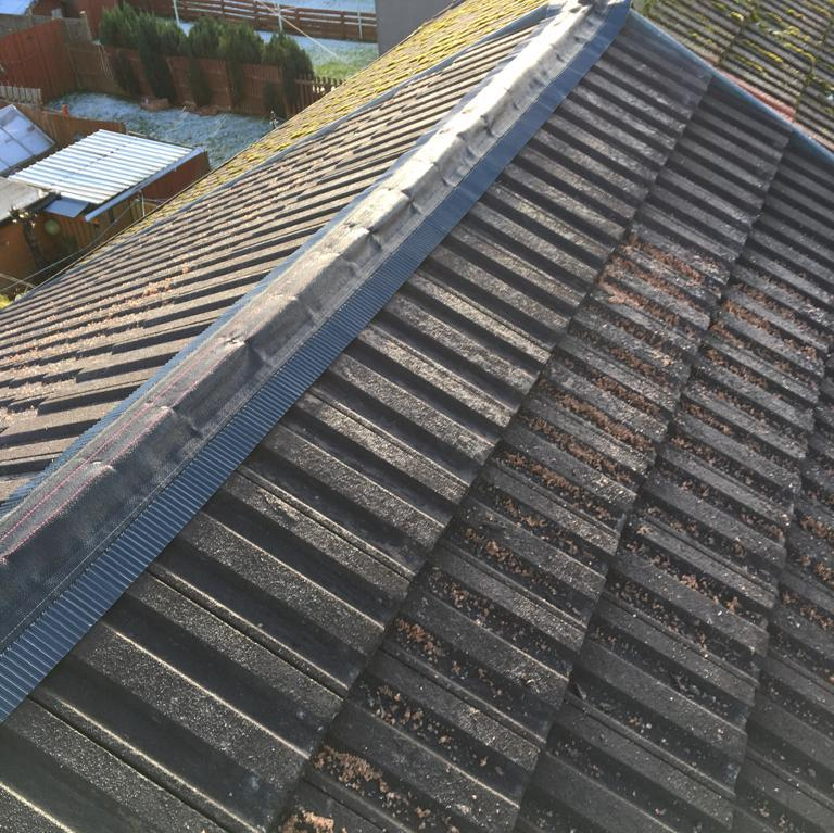 Image 39 - New roof tiles