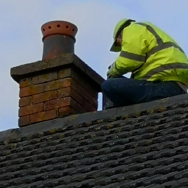 Image 47 - Chimney pointing