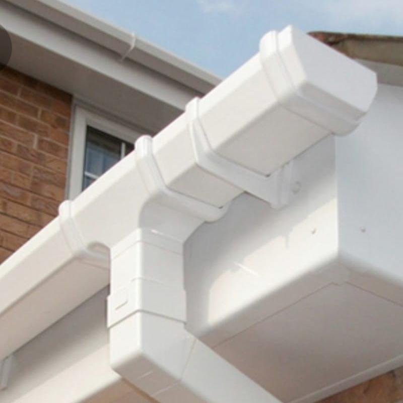Image 51 - Upvc guttering and fascia