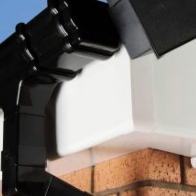 Image 48 - Upvc guttering and fascia
