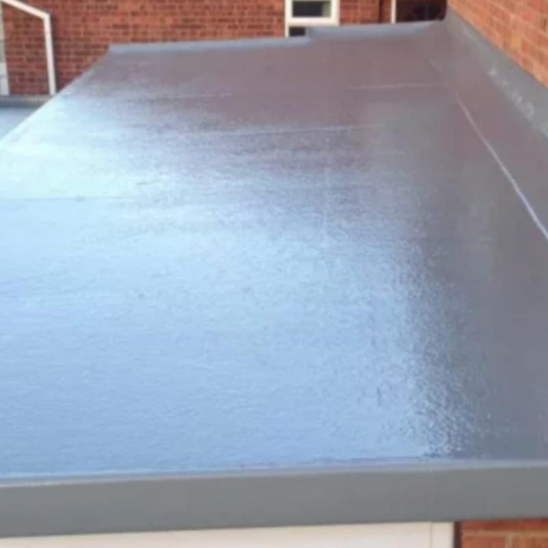 Image 49 - Fibreglass roofing