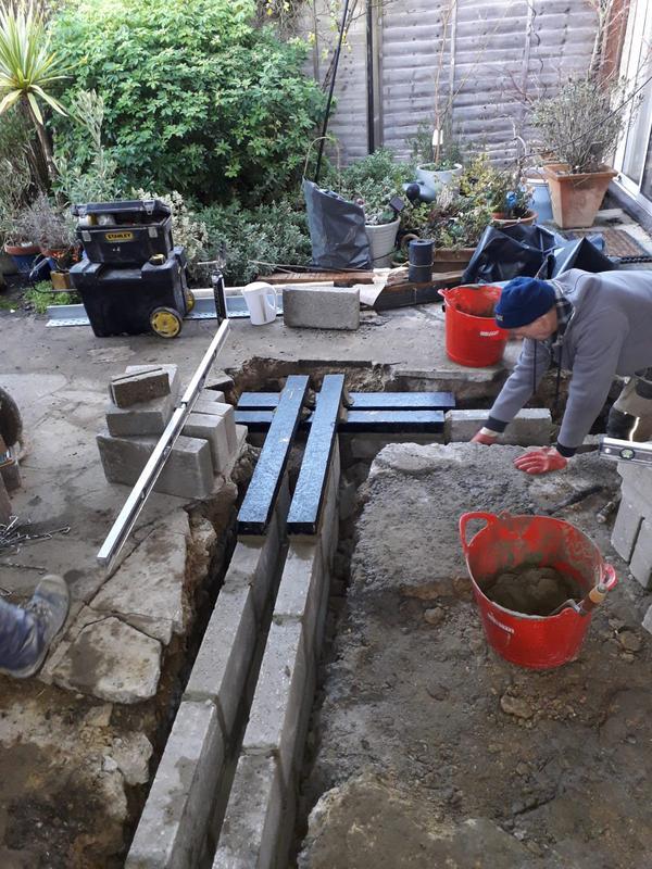 Image 248 - Block and bridge work