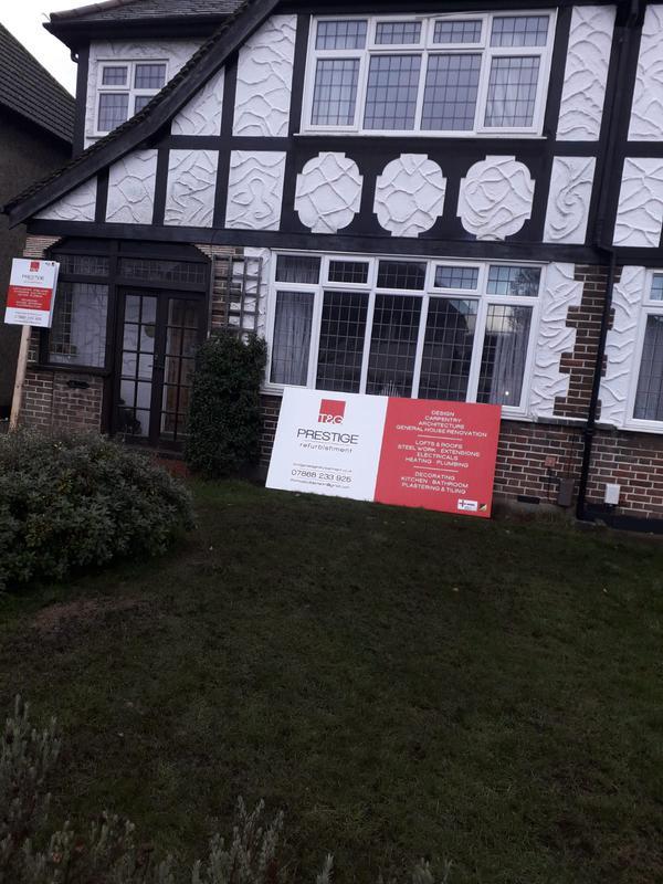 Image 151 - House refurbishment & extensions West Wickham