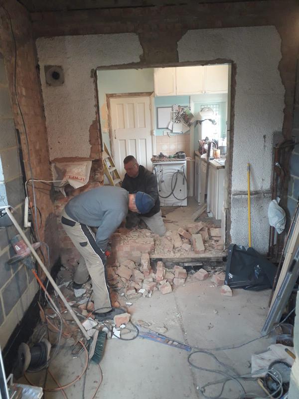 Image 167 - Demolition