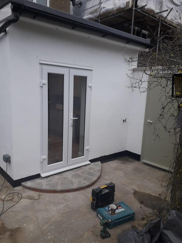 Image 142 - West Wickham :Extensions and kitchen installation