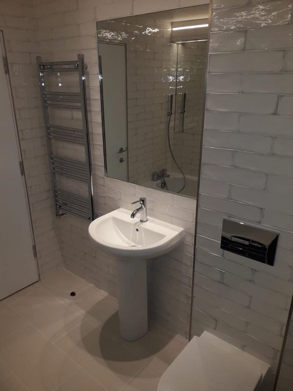 Image 141 - Full bathroom installation in Brixton