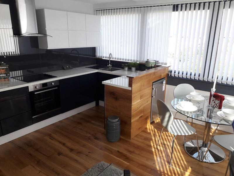 Image 225 - Full open plan kitchen creating in Clapham Junction
