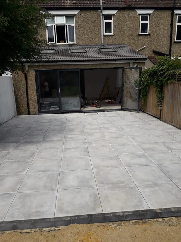 Image 143 - Extension and full kichen refurbishment