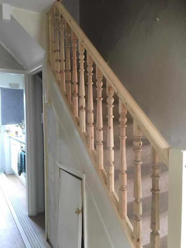 Image 26 - Handrail and spindles