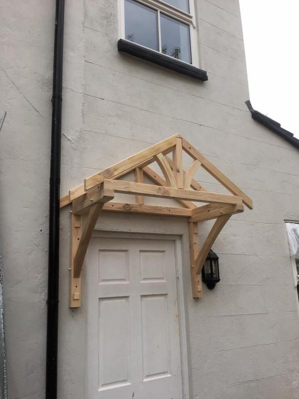 Image 42 - Porch roof