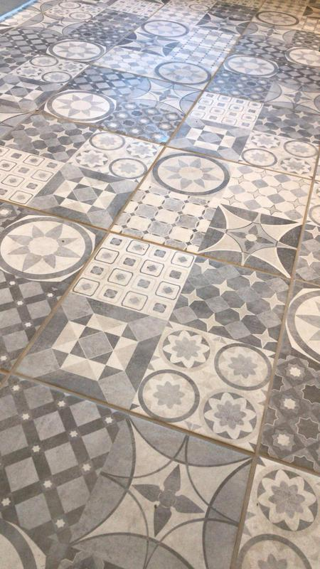 Image 36 - Victorian-style flooring in new Chelmsford bathroom