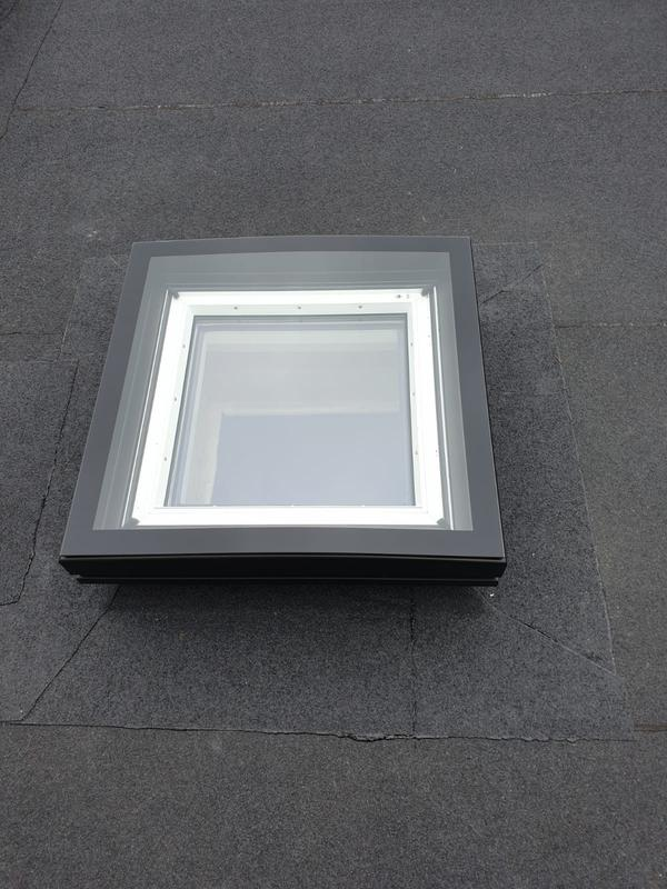 Image 4 - New flat roof velux window fitted