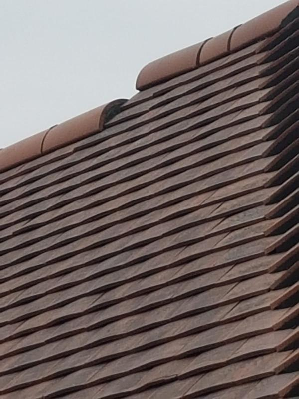 Image 44 - New build roof with clay tiles