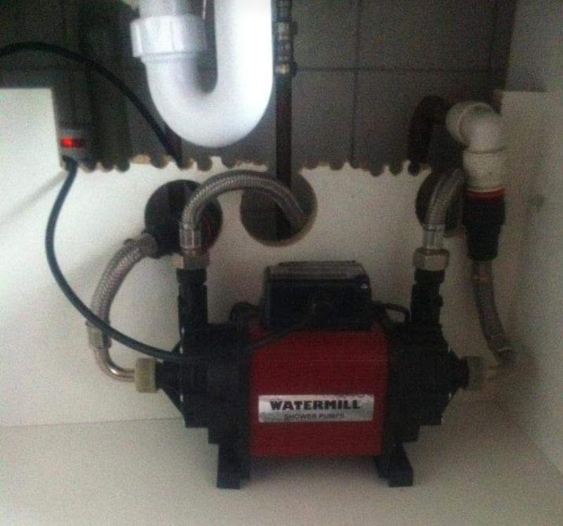 Image 3 - Electric water pumps installed or replaced
