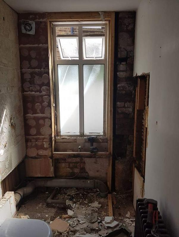 Image 8 - ealing bathroom pic 1 - Full experience in bathroom fitting from start