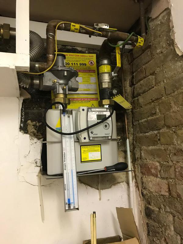 Image 2 - Commercial Gas Service