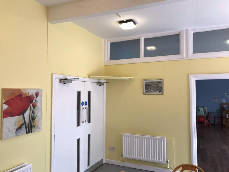 Image 45 - Dining room at Bennett's end community centre