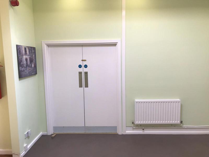 Image 50 - Bar area at Bennett's end community centre