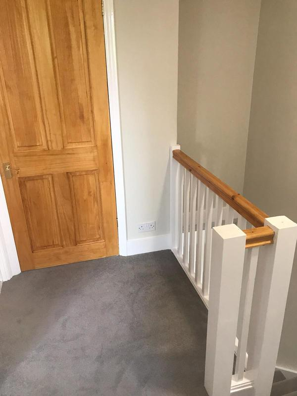 Image 55 - Hall stairs and landing in St Albans