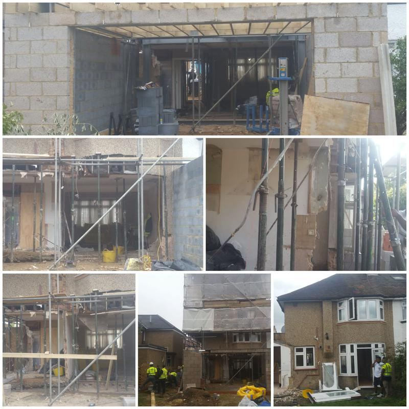 Image 9 - CONSTRUCT NEW SIDE AND REAR EXTENSION WITH FULL SIZE LOFT CONVERSION AND WHOLE HOUSE EXTENSION