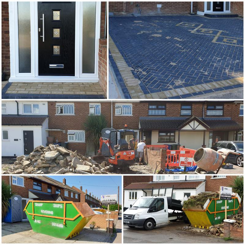 Image 11 - FULL HOUSE REFURBISHMENT WITH DRIVEWAY, GARDEN. CONSTRUCT NEW CLOAK ROOM.