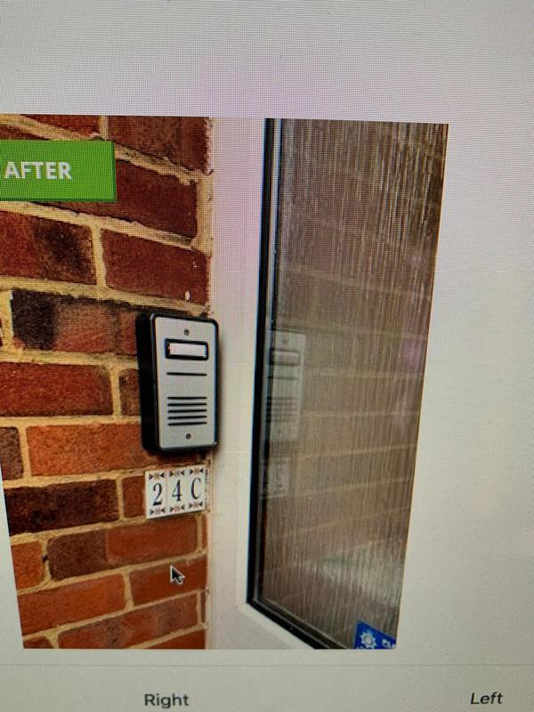 Image 6 - We installed a new door entry phone for this client so they never miss a caller again