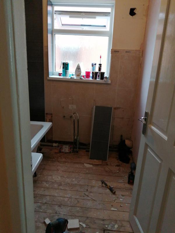 Image 3 - Bathroom 1, during.