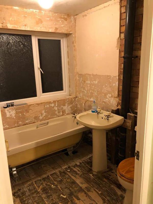 Image 13 - Bathroom 2 during.