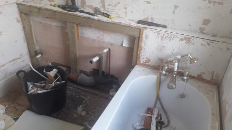 Image 25 - Bathroom 4 during.