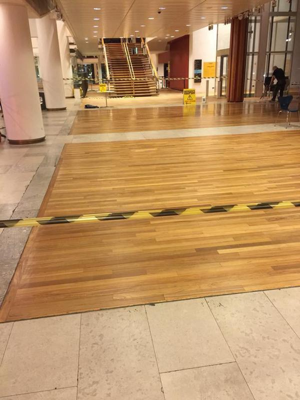 Image 8 - royal festival hall sanded and varnished