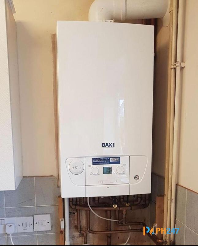 Image 8 - Combination Boiler