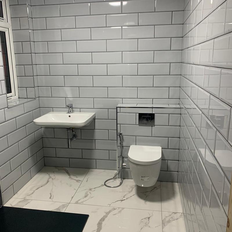 Image 108 - Downstairs bathroom refurb Yardley