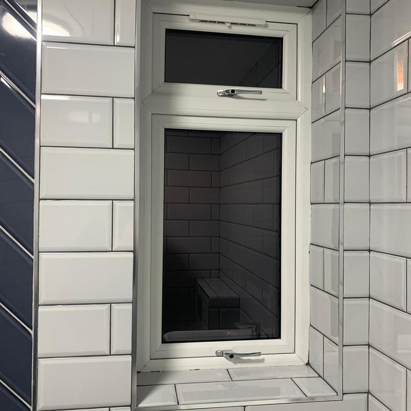Image 107 - Downstairs bathroom refurb Yardley