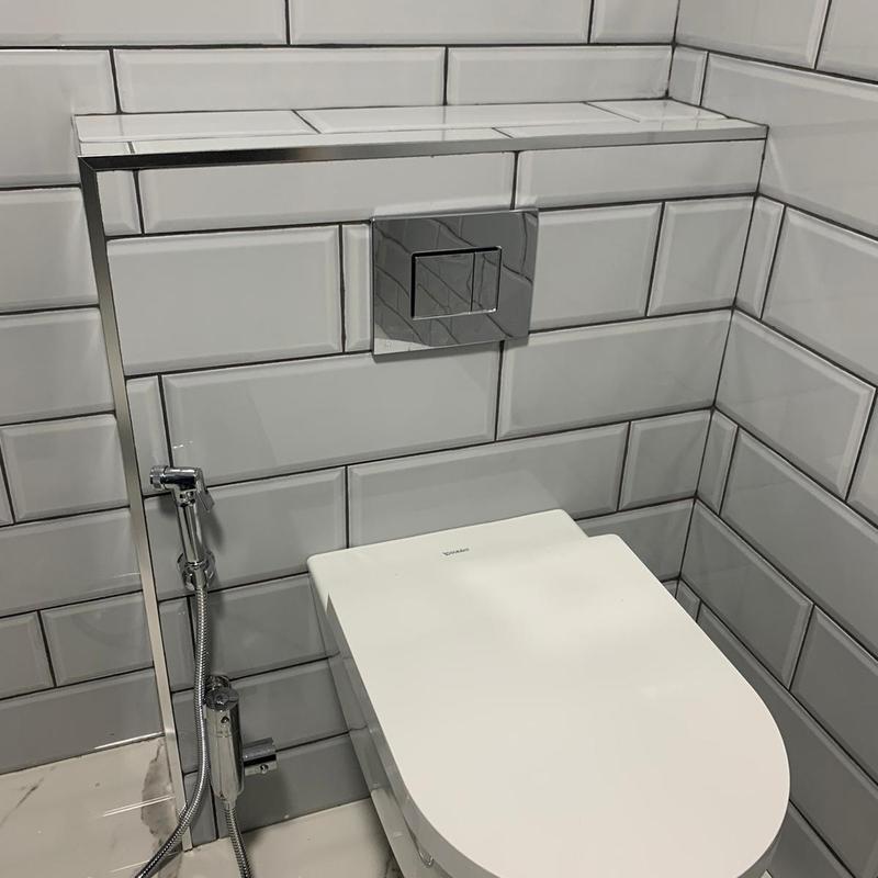Image 105 - Downstairs bathroom refurb Yardley