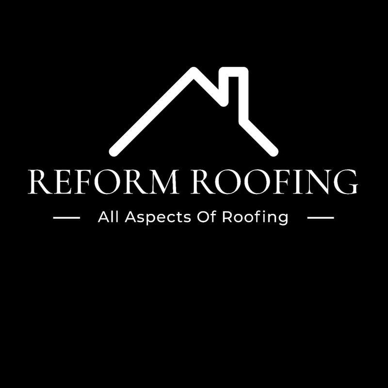 Reform Roofing logo