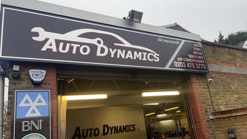 Image 1 - Auto Dynamics Barnet Garage