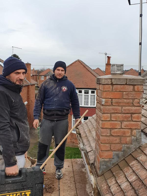 Image 44 - Chimney Work - Notts