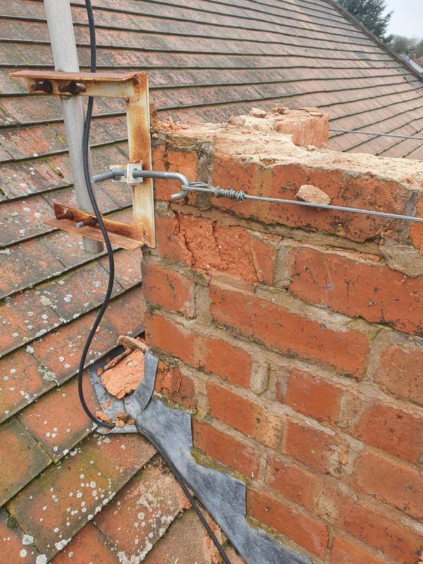 Image 45 - Chimney Work - Notts