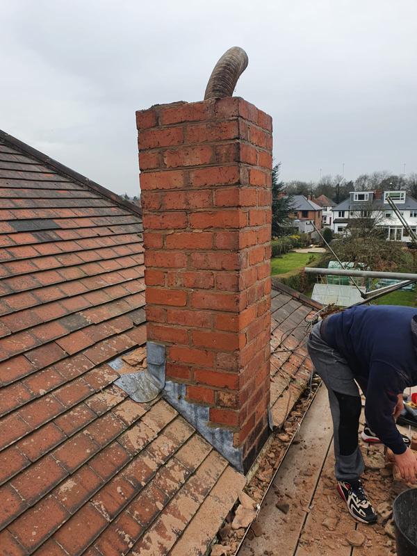 Image 46 - Chimney Work - Notts
