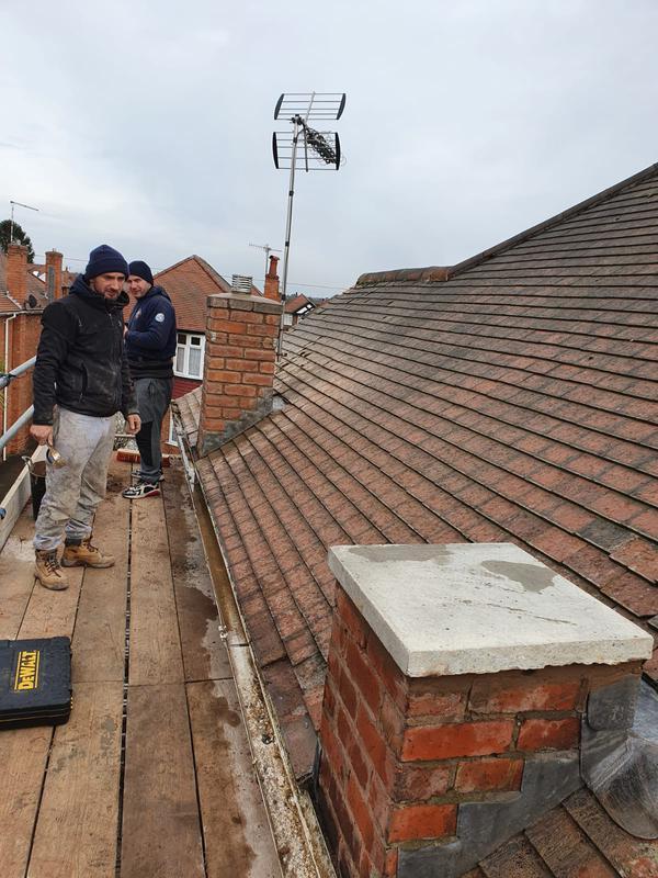 Image 47 - Chimney Work - Notts