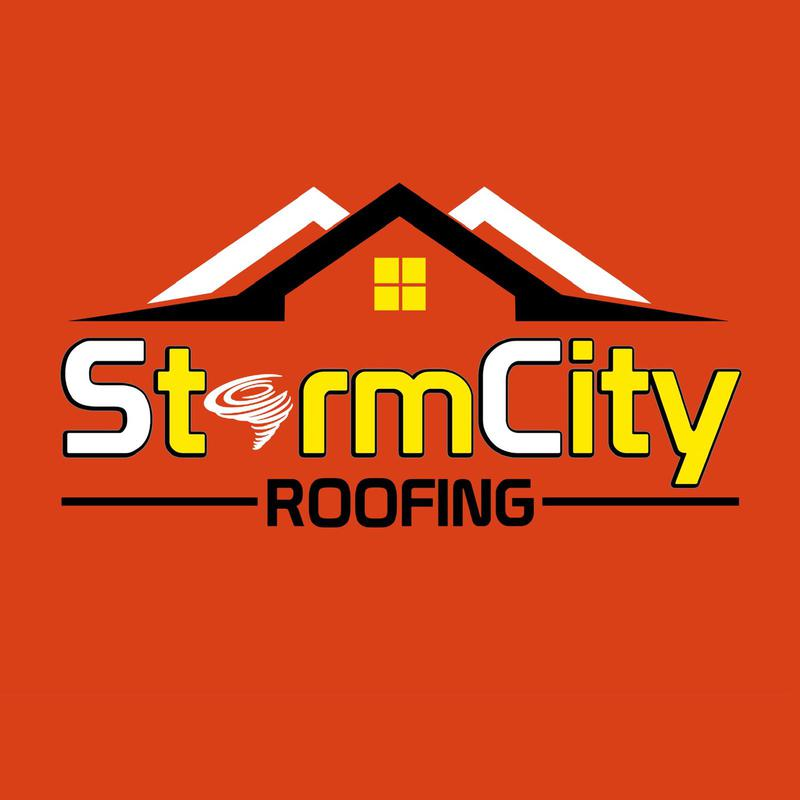 StormCity Roofing logo