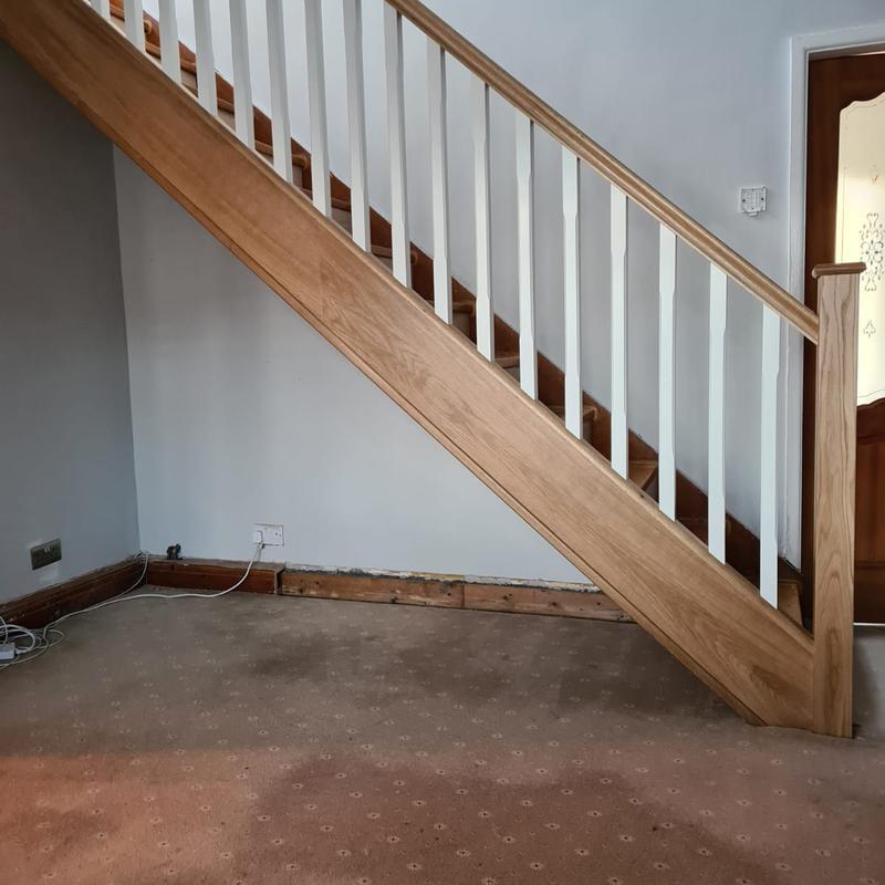 Image 46 - Staircase Renovation