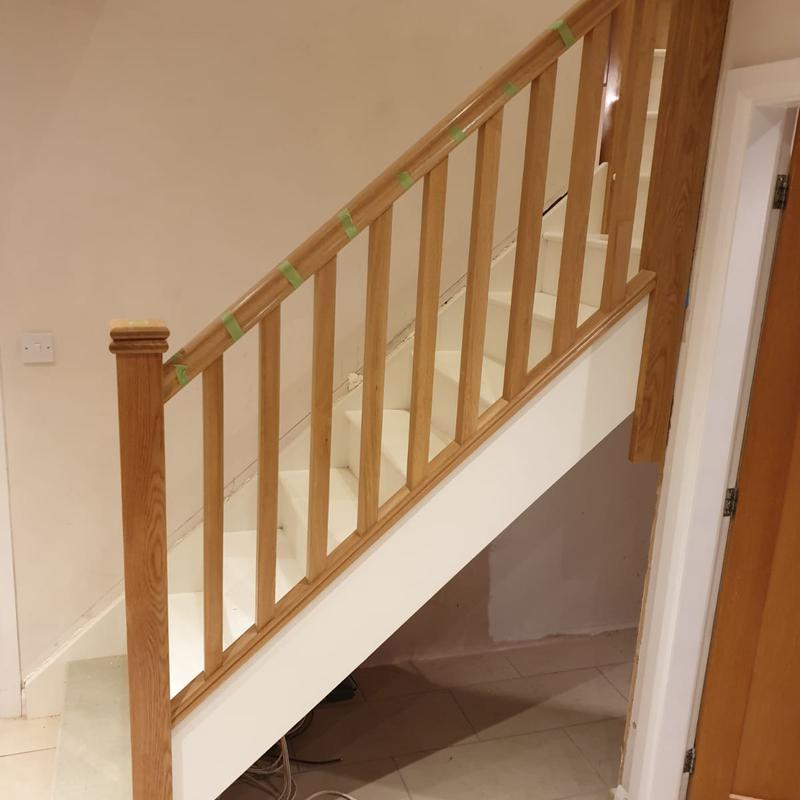 Image 51 - Oak Staircase
