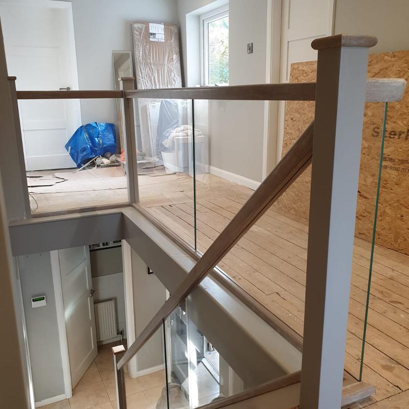 Image 55 - Glass Balustrade Staircase