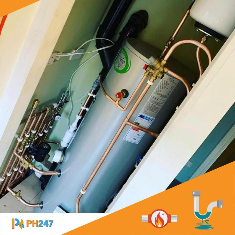 Image 12 - Unvented Cylinder