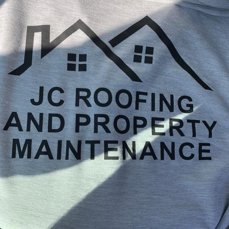 JC Roofing & Property Maintenance logo