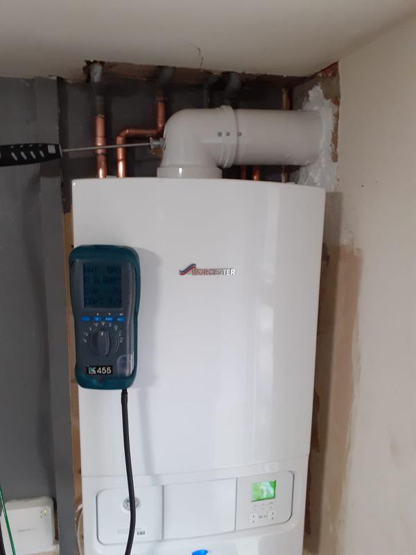 Image 15 - Boiler servicing.